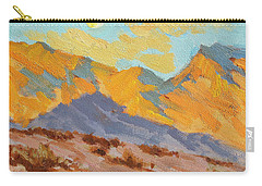 Desert Morning La Quinta Cove Carry-all Pouch
