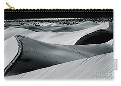 Desert Night Death Valley By Diana Sainz Carry-all Pouch