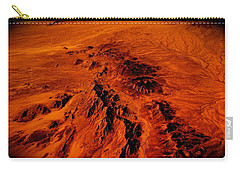 Desert Of Arizona Carry-all Pouch