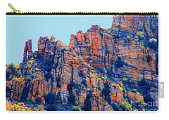 Desert Paint Carry-all Pouch