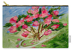 Desert Rose Abstract Carry-all Pouch