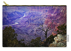 Desert View Sunset Carry-all Pouch