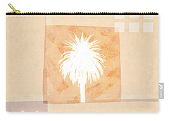 Desert Windows Carry-all Pouch by Carol Leigh