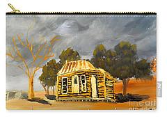 Deserted Castlemain Farmhouse Carry-all Pouch