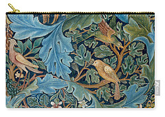 Design For Tapestry Carry-all Pouch by William Morris