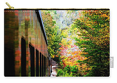 Carry-all Pouch featuring the photograph Destination by Faith Williams