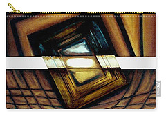 Carry-all Pouch featuring the painting Deversity View by Fei A
