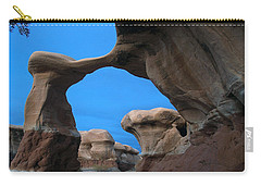 Devil's Garden Metate Arch 004 Carry-all Pouch