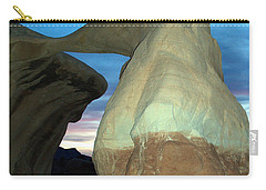 Devil's Garden Metate Arch 008 Carry-all Pouch
