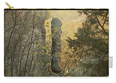 Devil's Smokestack Carry-all Pouch