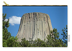 Devil's Tower Carry-all Pouch