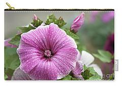 Dew Drop Petals Carry-all Pouch
