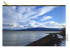 Dezadeash Lake Carry-all Pouch by Cathy Mahnke
