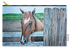 Diamond Carry-all Pouch by Dustin Miller