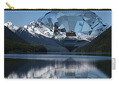 Diamonds Darling Carry-all Pouch by Ron Davidson