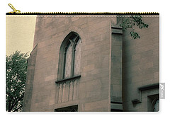 Dimnent Memorial Chapel Detail Carry-all Pouch