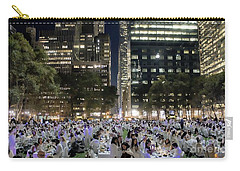 Diner En Blanc New York 2013 Carry-all Pouch