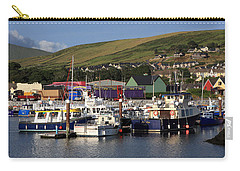 Dingle Harbour County Kerry Ireland Carry-all Pouch by Aidan Moran