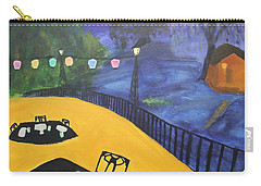 Dinner On The Bayou Carry-all Pouch