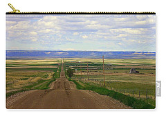 Dirt Road To Forever Carry-all Pouch