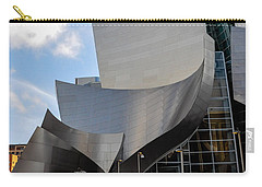 Disney Hall Carry-all Pouch by Gandz Photography