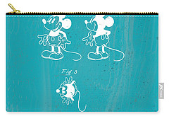 Disney Mickey Mouse Carry-all Pouch