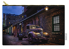 Distillery District Toronto Carry-all Pouch