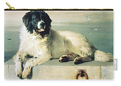 Distinguished Member Of The Humane Society Carry-all Pouch