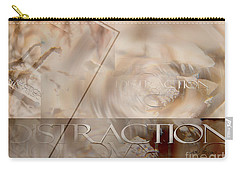 Carry-all Pouch featuring the photograph Distraction by Vicki Ferrari