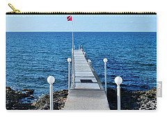 Carry-all Pouch featuring the photograph Divers Down by Amar Sheow