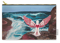 Divine Power Carry-all Pouch by Cheryl Bailey