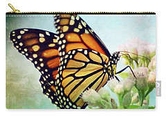 Carry-all Pouch featuring the photograph Divine Things by Kerri Farley
