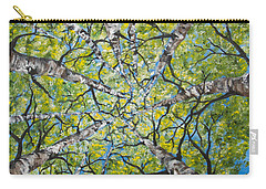 Dizzy Aspens Carry-all Pouch