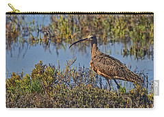 Carry-all Pouch featuring the photograph Do You Like My Stylish Beak by Gary Holmes