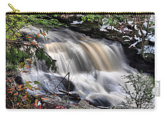 Doane's Lower Falls In Central Mass. Carry-all Pouch