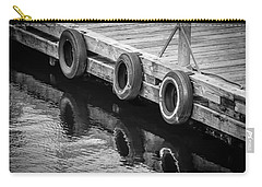 Dock Bumpers Carry-all Pouch by Melinda Ledsome