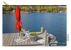 Dock By The Bay Carry-all Pouch