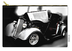 Classic Cars Carry-all Pouch featuring the photograph Dodge Power by Aaron Berg