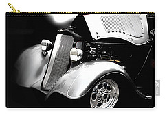 Classic Cars Carry-all Pouch featuring the photograph Dodge This by Aaron Berg