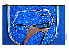 Dodge Viper Emblem -217c Carry-all Pouch by Jill Reger