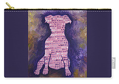 Dog Day Carry-all Pouch