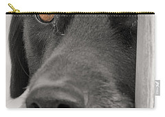 Dog Peek A Boo Carry-all Pouch