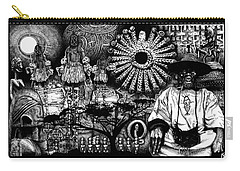 Dogon Dream Carry-all Pouch