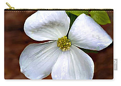 Dogwood Blossom Yosemite Carry-all Pouch