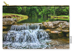 Dogwood Canyon Falls Carry-all Pouch