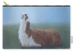 Dolly Llama Carry-all Pouch