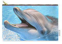 Joyous Smile Carry-all Pouch