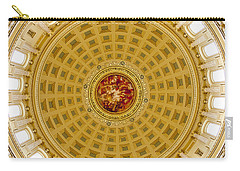 Capitol Dome - Madison - Wisconsin Carry-all Pouch