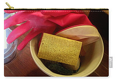 Domesticity Carry-all Pouch