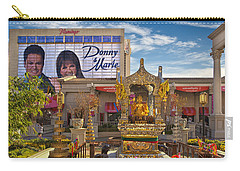 Donny Marie Buddha Carry-all Pouch